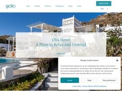 Olia Hotel - Hôtel 3 * - Tourlos - Mykonos - Cyclades