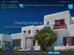 Charissi Hotel - Hôtel 3 * - Vrysi - Mykonos - Cyclades