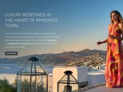 Myconian K Hotels - Hôtel 3 * - Megali Ammos - Mykonos - Cyclades
