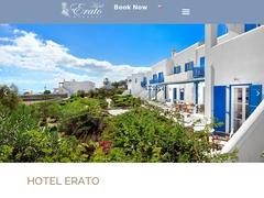 Erato Hotel - Hôtel 3 * - Ornos - Mykonos - Cyclades