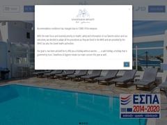 Anastasios Sevasti Hotel - Hôtel 3 * - Scholi Kalon Technon - Mykonos