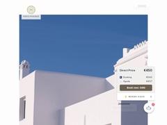 Porto Mykonos Hotel - Hôtel 3 * - Ville de Mykonos - Cyclades