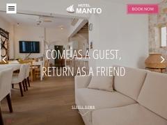 Manto Hotel - Hôtel 2 * - Vielle Ville - Mykonos - Cyclades