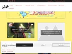 Jazz sous les pommiers - Accueil - Jazz sous les pommiers