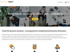 Programme Partenaires Amazon