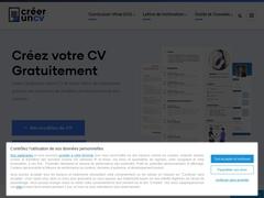 créeruncv.com