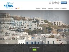 Nazos Hotel - 1 * Hotel - Scholi Kalon Technon - Mykonos - Cyclades