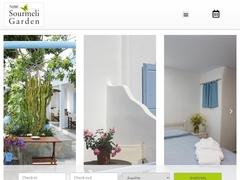 Sourmeli Garden Hotel - 1 * Hotel - Vrysi - Mykonos - Cyclades
