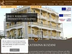 Kozani - Katerina Hotel