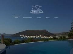 Albatros Club Resort - Hôtel 4 Clés - Panormos - Mykonos - Cyclades
