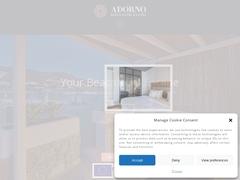 Adorno Beach Hotel & Suites - Κατάλυμα - Ορνός - Μύκονος - Κυκλάδες