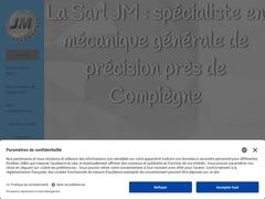J.Mauresse Sarl - (60) -M.G-Précis -Outillages-Maintenance