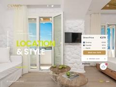 Cyano Suites - 2 Keys Hotel - Grotta - City of Chora - Naxos