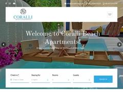 Διαμερίσματα Coralli Beach - Μικρή Βίγλα - Νάξος - Κυκλάδες