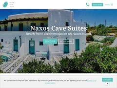 Naxos Cave Suites - 3 Κλειδιά Ξενοδοχείο - Στελίδα - Νάξος - Κυκλάδες