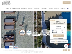 Naxian Utopia Resort - Αταξινόμητη - Στελίδα - Νάξος - Κυκλάδες