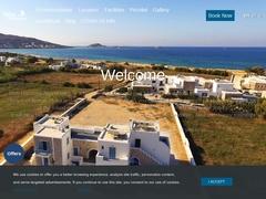 Blue Harmony Apartments - 3 Κλειδιά  - Πλάκα - Νάξος - Κυκλάδες