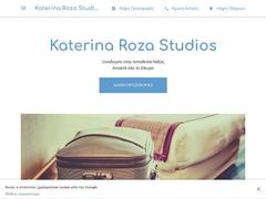 Κατερίνα Ροζά Στούντιος - Χώρα Βίλα - Νάξος - Κυκλάδες