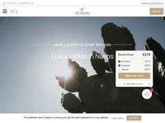 Aeolos Sunny Villas - 2 Κλειδιών - Αγίδια - Νάξος - Κυκλάδες