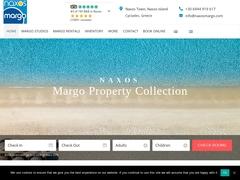 Margo Studios - 3 Κλειδιά Ξενοδοχείο - Γκρότα - Νάξος - Κυκλάδες