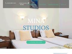 Mina's Studios - 2 Keys Hotel - Άγιος Προκόπιος - Νάξος - Κυκλάδες