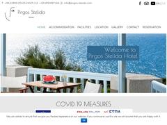 Pirgos Stelida Apartments - 2 * Hotel - Stelida - Naxos - Cyclades