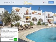 Summer Dream II - 2 * Hotel - Agia Anna - Naxos - Cyclades