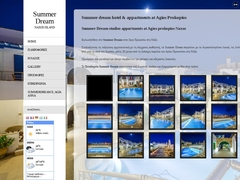 Summer Dream Apartments - 2 * Hotel - Agios Prokopios - Naxos