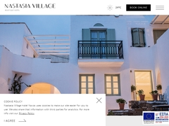 Nastasia Village - 2 * Hotel - Kotti - City of Naxos - Cyclades