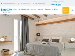 Blue Sky Hotel - 2 * Hotel - Agios Georgios - Naxos - Cyclades
