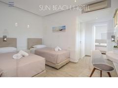 Sun Beach - 2 * Hotel - Agios Georgios - Naxos - Cyclades