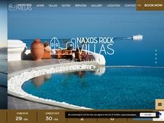 Naxos Rock - Βίλλες - Στελίδα - Νάξος - Κυκλάδες