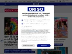 Origo : toute l'actualité hongroise