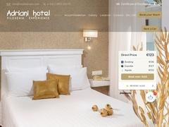 Adriani - 1 * Hotel - Grotta - City of Naxos - Cyclades