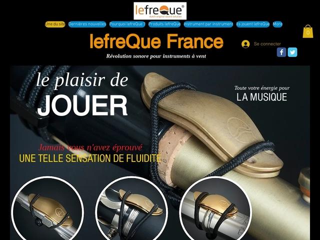 Lefreque France