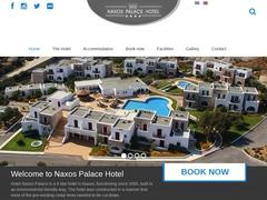 Naxos Palace - Ξενοδοχείο 4 * - Άγιος Προκόπιος - Νάξος - Κυκλάδες