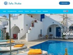 Sophia Studios - 1 * Hotel - Agios Prokopios - Naxos - Cyclades