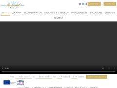Naxos Imperial Resort - Ξενοδοχείο 5 * - Άγιος Προκόπιος - Νάξος