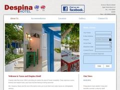 Despina Hotel - 2 * Hotel - Agia Anna - Naxos - Cyclades