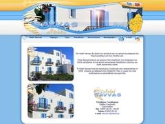 Savvas Hotel - 1 * Hotel - Grotta - City of Naxos - Cyclades