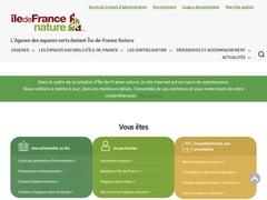 Agence des espaces verts de la Région Ile-de-France