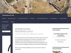Chateaubleau - site de l'association la Riobé