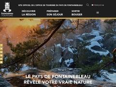 Office de tourisme du Pays de Fontainebleau