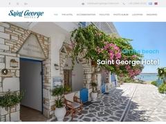 Saint George Beach - 1 * Hotel - Agios Georgios - Naxos