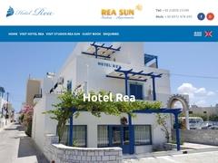 Rea Sun - 1 * Hotel - Agios Georgios - Naxos - Cyclades