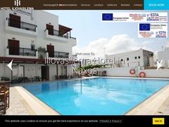 Iliovasilema - 2 * Hotel - Agios Georgios - Naxos - Cyclades