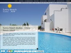 Sunny Beach - 3 Keys Hotel - Άγιος Γεώργιος - Νάξος - Κυκλάδες
