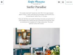 Surfers Paradise - 3 Keys Hotel - Άγιος Γεώργιος - Νάξος