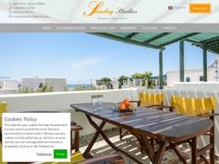 Κυριακή Studios - 3 Κλειδιά Ξενοδοχείο - Αγία Άννα - Νάξος - Κυκλάδες