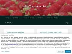 Si-Flo-Thon en cuisine